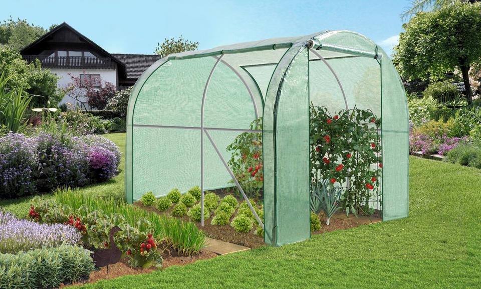 Serre de jardin 4 saisons 3x2m
