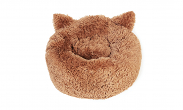 Coussin pour Chat 60cm Caty - Gris
